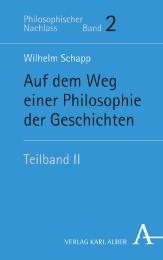 Auf dem Weg einer Philosophie der Geschichten
