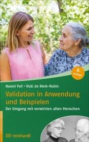 Validation in Anwendung und Beispielen - Cover