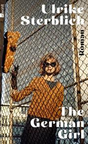 The German Girl - Cover