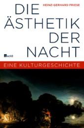 Die Ästhetik der Nacht - Cover