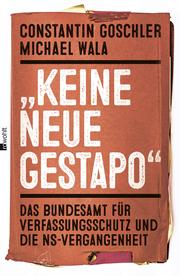 'Keine neue Gestapo'