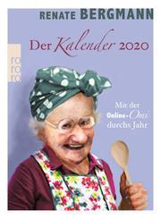 Renate Bergmann - Der Kalender 2020 - Cover