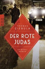 Der rote Judas - Cover