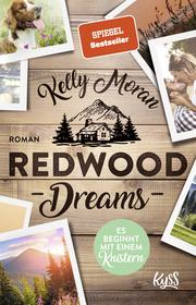 Redwood Dreams - Es beginnt mit einem Knistern - Cover