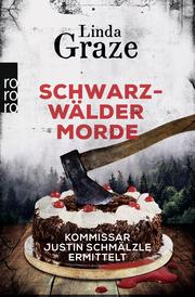 Schwarzwälder Morde - Cover