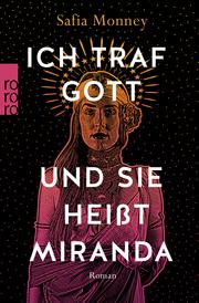 Ich traf Gott und Sie heißt Miranda - Cover
