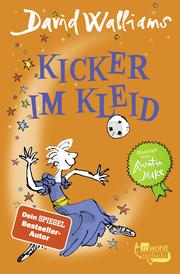 Kicker im Kleid - Cover
