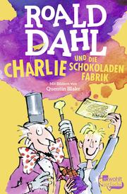 Charlie und die Schokoladenfabrik - Cover