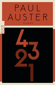 4 3 2 1 - Cover