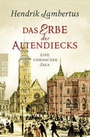 Das Erbe der Altendiecks - Cover