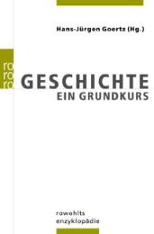 Geschichte - Cover