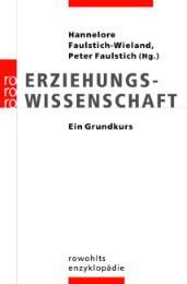 Erziehungswissenschaft - Cover