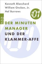 Der Minuten-Manager und der Klammer-Affe - Cover