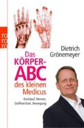 Das Körper-ABC des kleinen Medicus - Cover