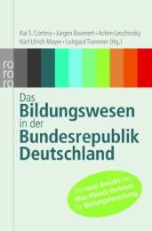 Das Bildungswesen in der Bundesrepublik Deutschland - Cover