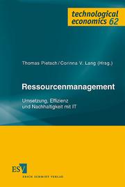 Ressourcenmanagement - Cover