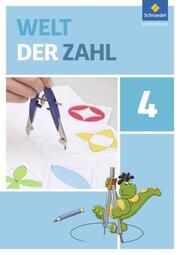 Welt der Zahl - Allgemeine Ausgabe 2015 - Cover