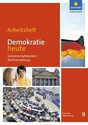 Demokratie heute - Ausgabe 2016 für Sachsen - Cover