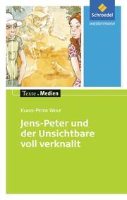 Jens Peter und der Unsichtbare - voll verknallt - Cover
