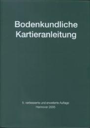 Bodenkundliche Kartieranleitung - Cover