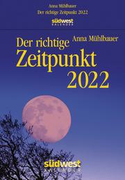 Der richtige Zeitpunkt 2022 - Cover