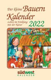 Der kleine Bauernkalender 2022 - Cover