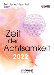 Zeit der Achtsamkeit 2022 - Cover