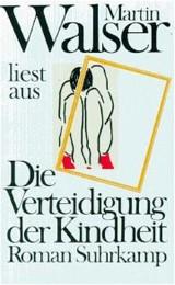Martin Walser liest 'Die Verteidigung der Kindheit'