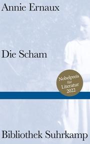 Die Scham - Cover