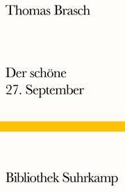 Der schöne 27. September