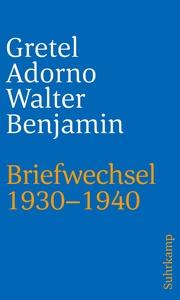 Briefwechsel 1930-1940