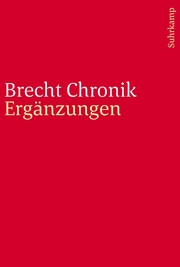 Brecht Chronik 1898-1956