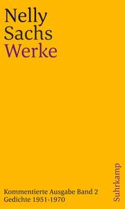Werke. Kommentierte Ausgabe in vier Bänden