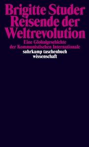 Reisende der Weltrevolution - Cover