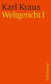 Kraus, Weltger.1 st1315