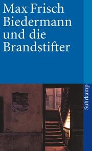 Biedermann und die Brandstifter - Cover