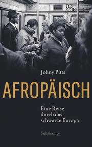 Afropäisch - Cover