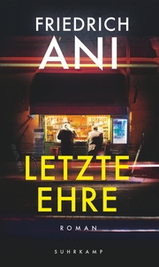 Letzte Ehre - Cover