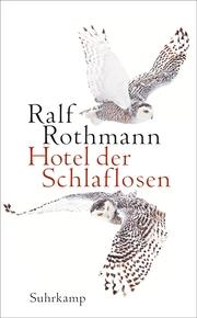 Hotel der Schlaflosen - Cover
