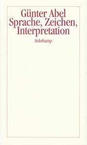 Sprache, Zeichen, Interpretation