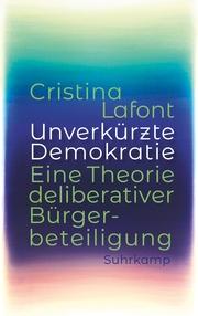Unverkürzte Demokratie - Cover