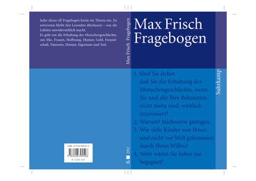 Fragebogen - Cover