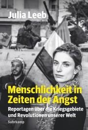 Menschlichkeit in Zeiten der Angst - Cover
