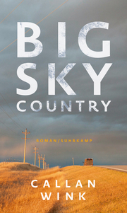 Big Sky Country - Cover