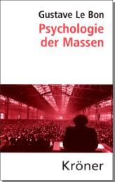 Psychologie der Massen - Cover