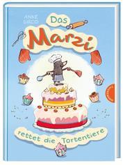 Das Marzi rettet die Tortentiere - Cover