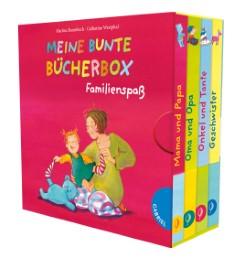Meine bunte Bücherbox, Familienspaß