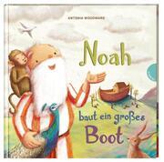 Noah baut ein großes Boot