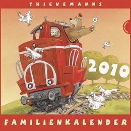 Thienemanns Familienkalender
