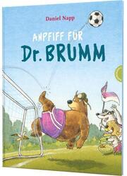 Anpfiff für Dr. Brumm - Cover
